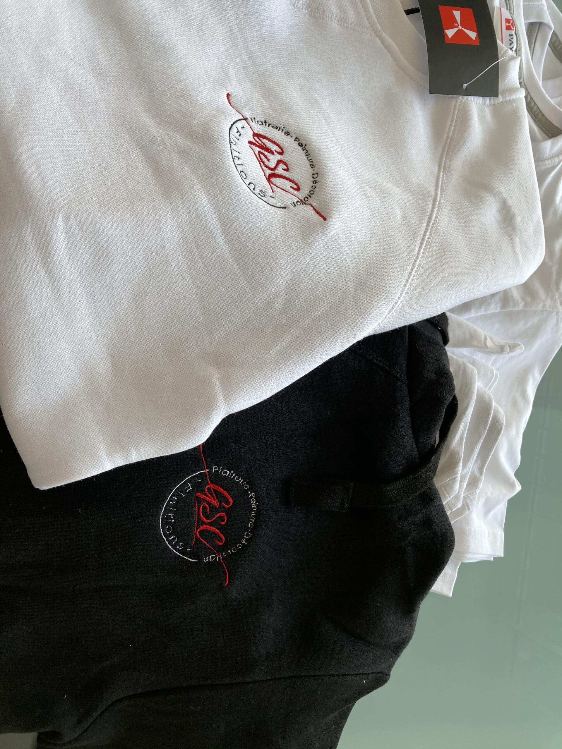 logo vêtement