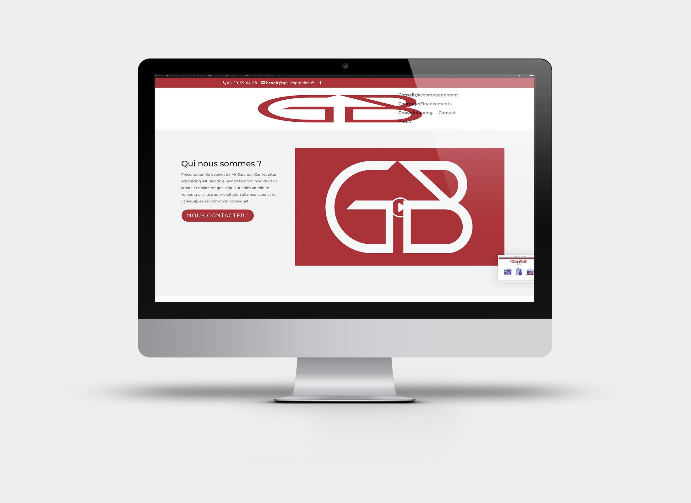 site web GB-impulsion