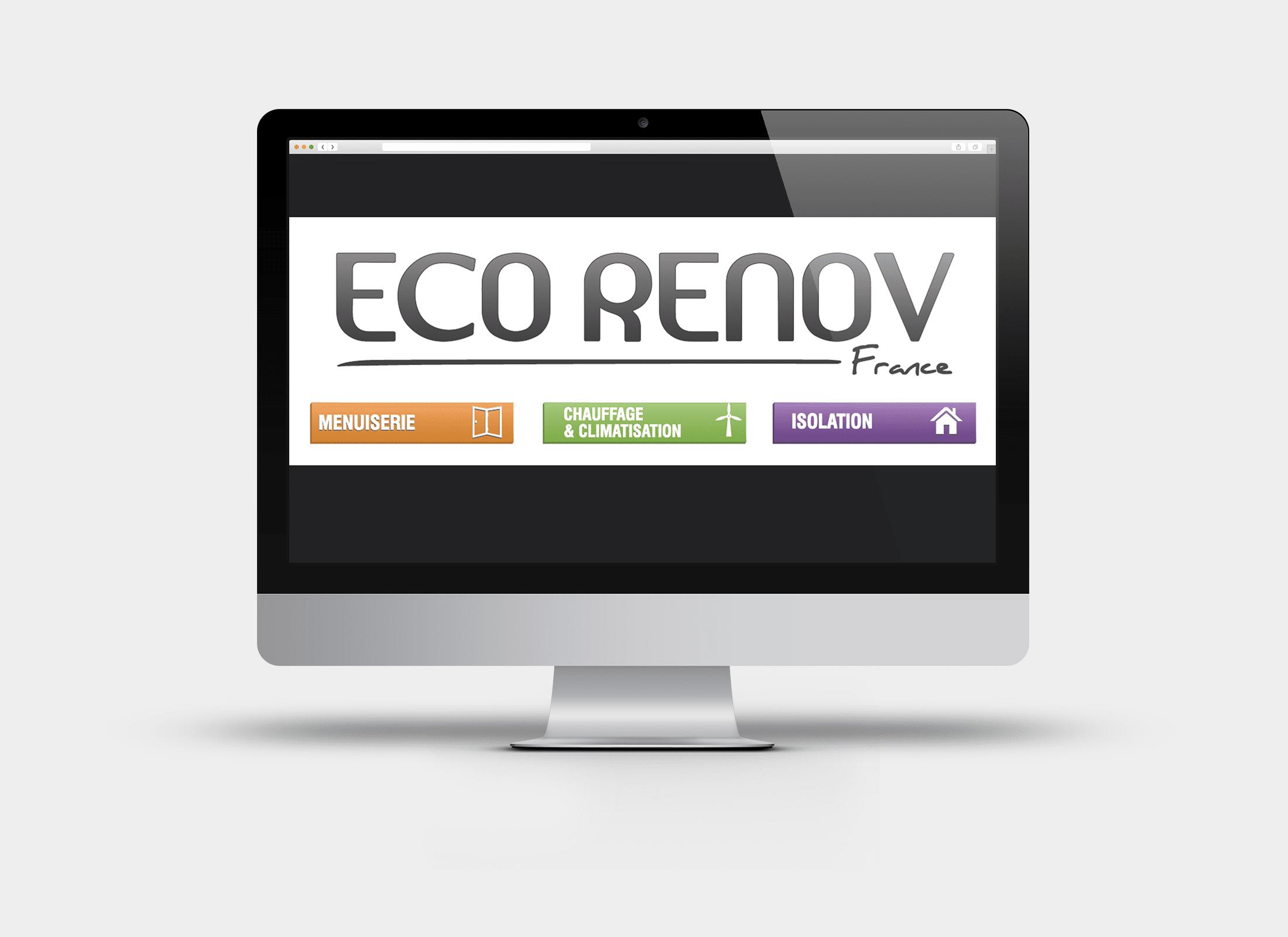 site web eco renov france