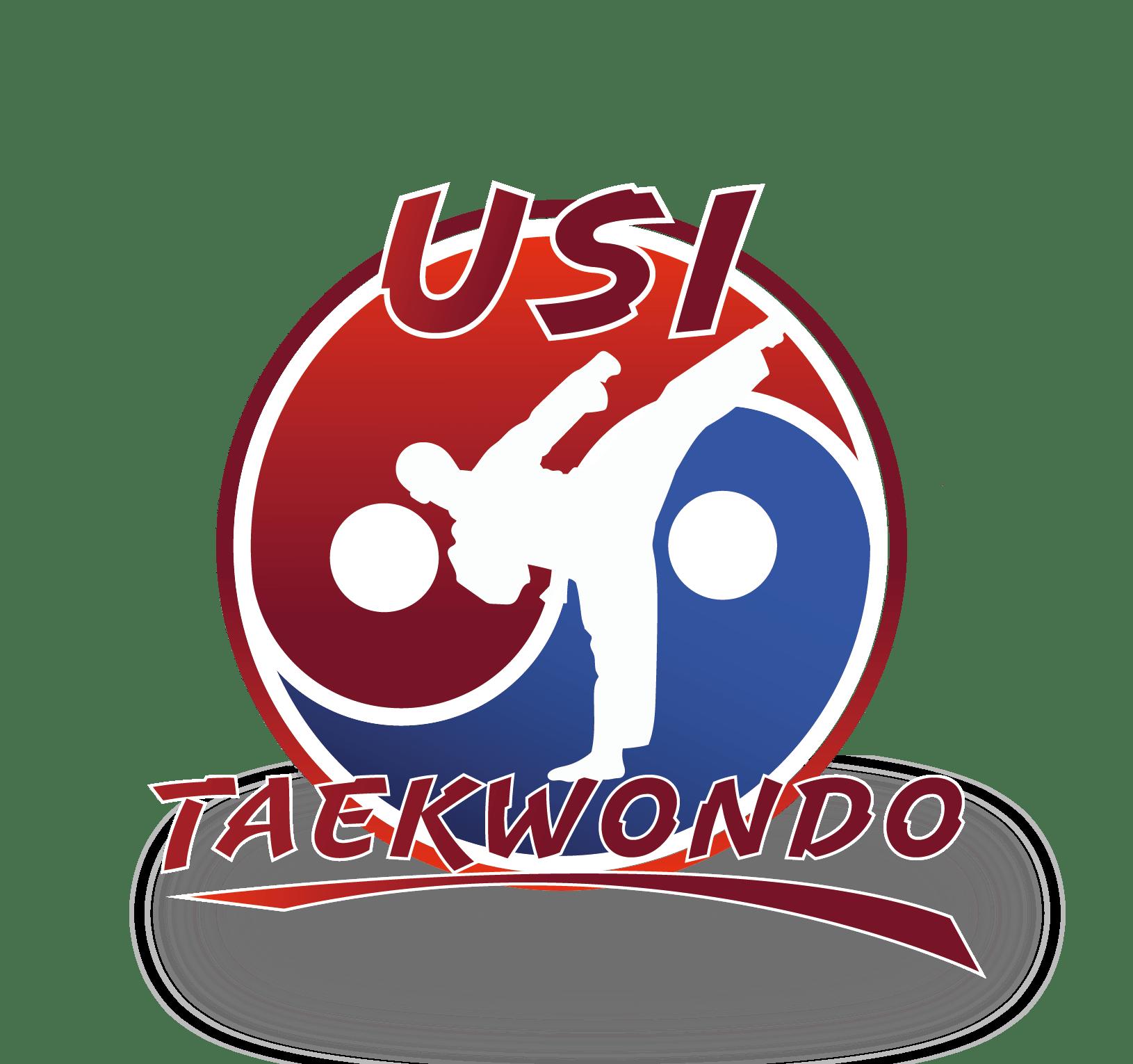 logo USI taekwondo